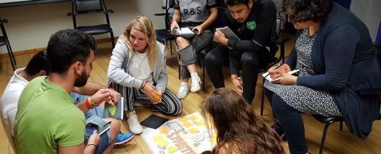 Plan B – kurs för asylsökande