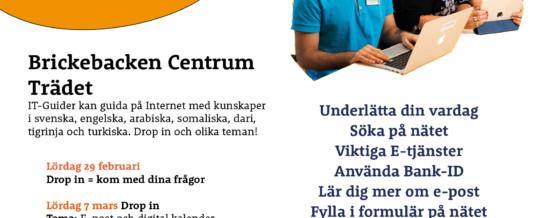 Lär dig mer om internet & datorer